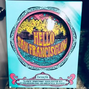 New Benefit Hello Sanfrancisglow Highlighter Set